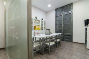 Estudio Feng Shui de la oficina de Century 21 ubicada en la calle Mallorca de Barcelona